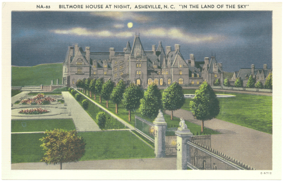 Ghosts Of The Biltmore House North Carolina Ghosts