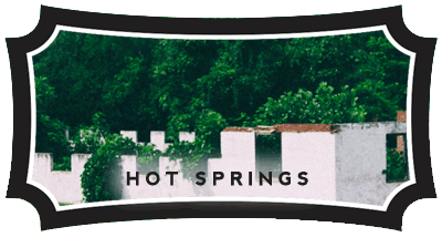 the Haunted Hot Springs