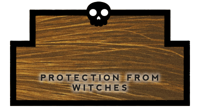 Protection from Wicthes