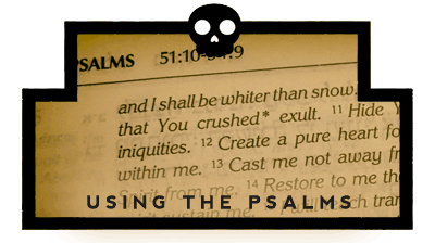 Using the Psalms