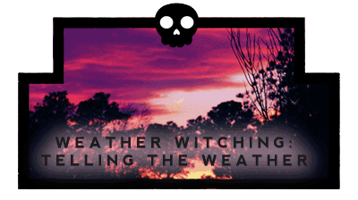 Weather Witching